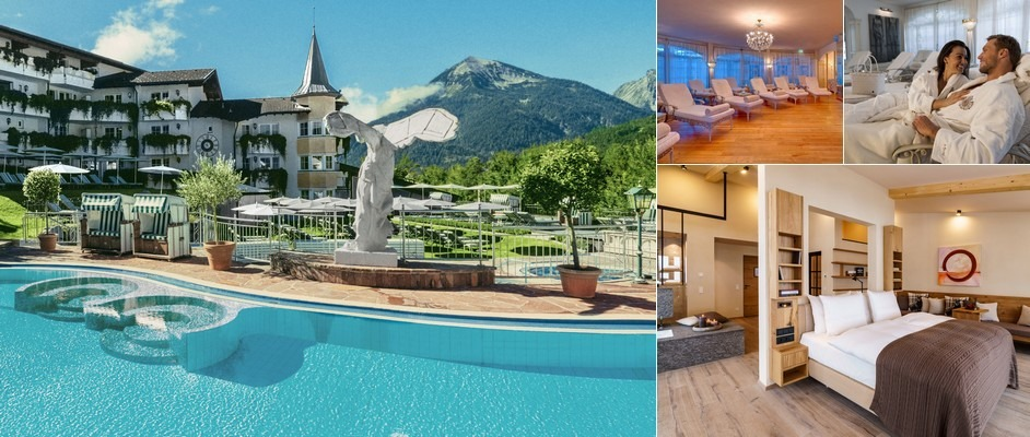 Posthotel Achenkirch am Achensee in Tirol 5 Sterne Wellnesshotel