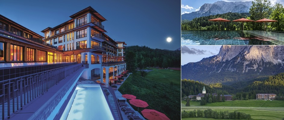 Luxury Spa Retreat & Cultural Hideaway Schloss Elmau